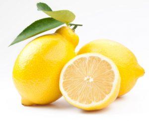 Jeruk lemon yang bernutrisi