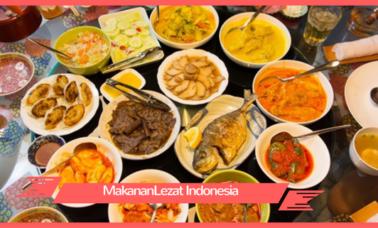 makanan lezat indonesia