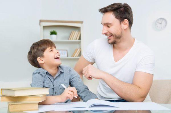 Jangan Memarahi Anak Ketika Nilainya Menurun