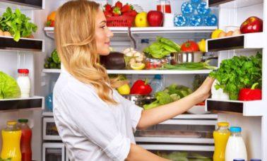 Cara membuat sayur dan buah agar tetap segar