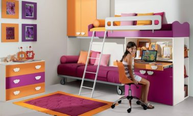 Dekorasi kamar si kecil agar lebih nyaman