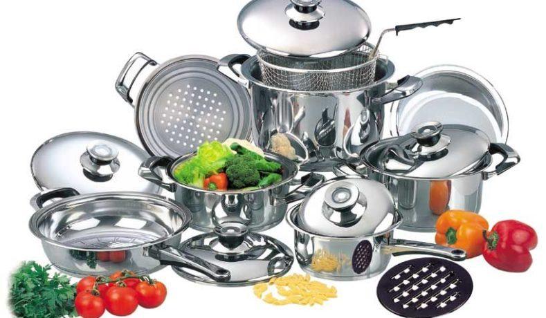 Tips Merawat Peralatan Dapur Agar Awet