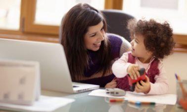 Wanita karir dan ibu rumah tangga