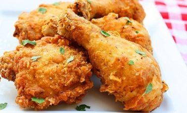 Memasak ayam