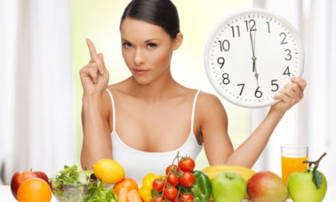 Pola makan yang sehat