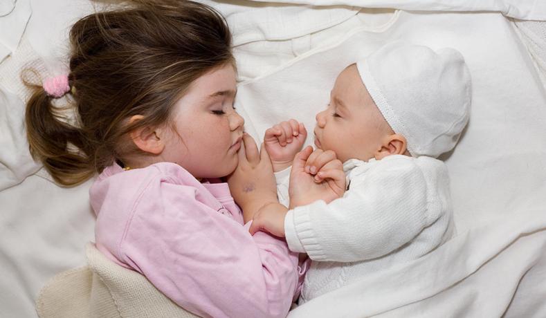 Beberapa Penyebab Anak Tidak Bisa Tidur Dengan Pulas
