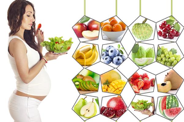 Makanan Yang Sehat Ketika Usia Kehamilan 2 Bulan