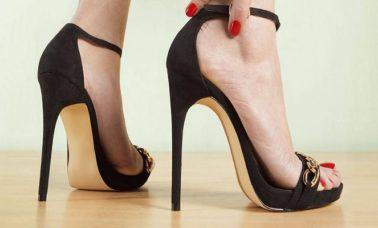 Pakai heels tanpa rasa sakit