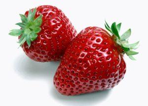 Strawberry segar