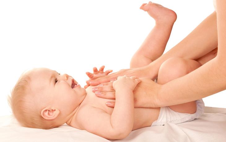 5 Penyebab Perut Kembung Pada Bayi