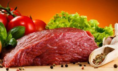 Daging yang segar