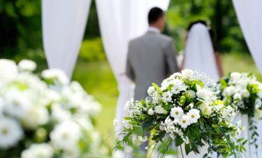 Persiapan pernikahan yang indah