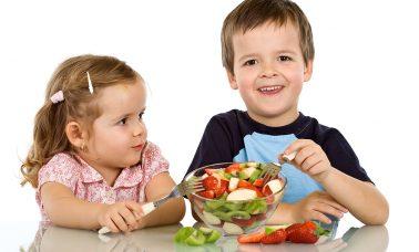 Makanan yang sehat untuk si kecil
