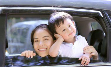 Tips mengatasi anak yang rewel saat mudik