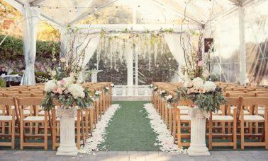 Memilih lokasi pernikahan