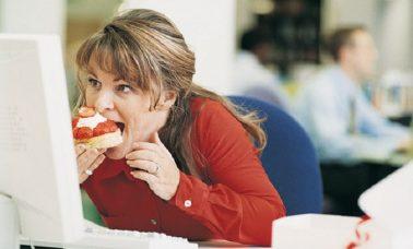 Alasan pekerja kantor memiliki tubuh gemuk